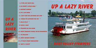 Dart Valley Stompers Up a Lazy River CD