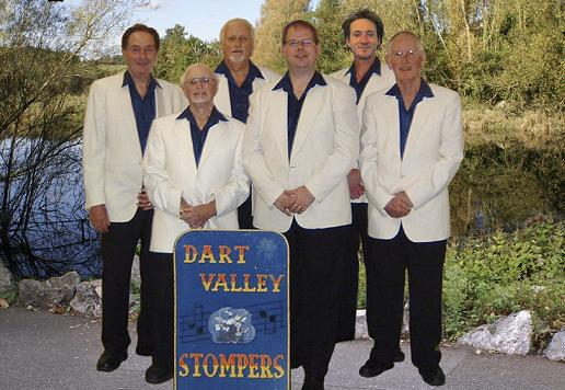 Dart Valley Stompers New Orleans and Traditional Jazz Band