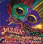 Dart Valley Stompers Jazzin' at the Mardi Gras CD